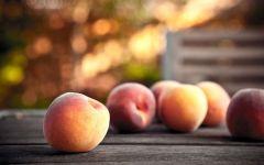 Свойства персика