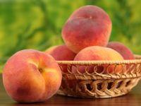 Свежий персик
