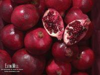 Гранаты фрукты, фотобои фото фотография  обои
