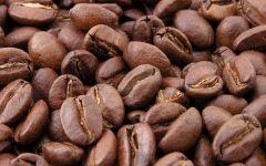 Кофе в зернах фотография