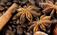 Корица и кофе