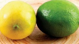Лайм и лимон фото