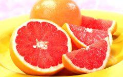 Красный грейпфрут (Citrus paradisi)