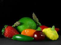 Натюрморт из овощей и фруктов